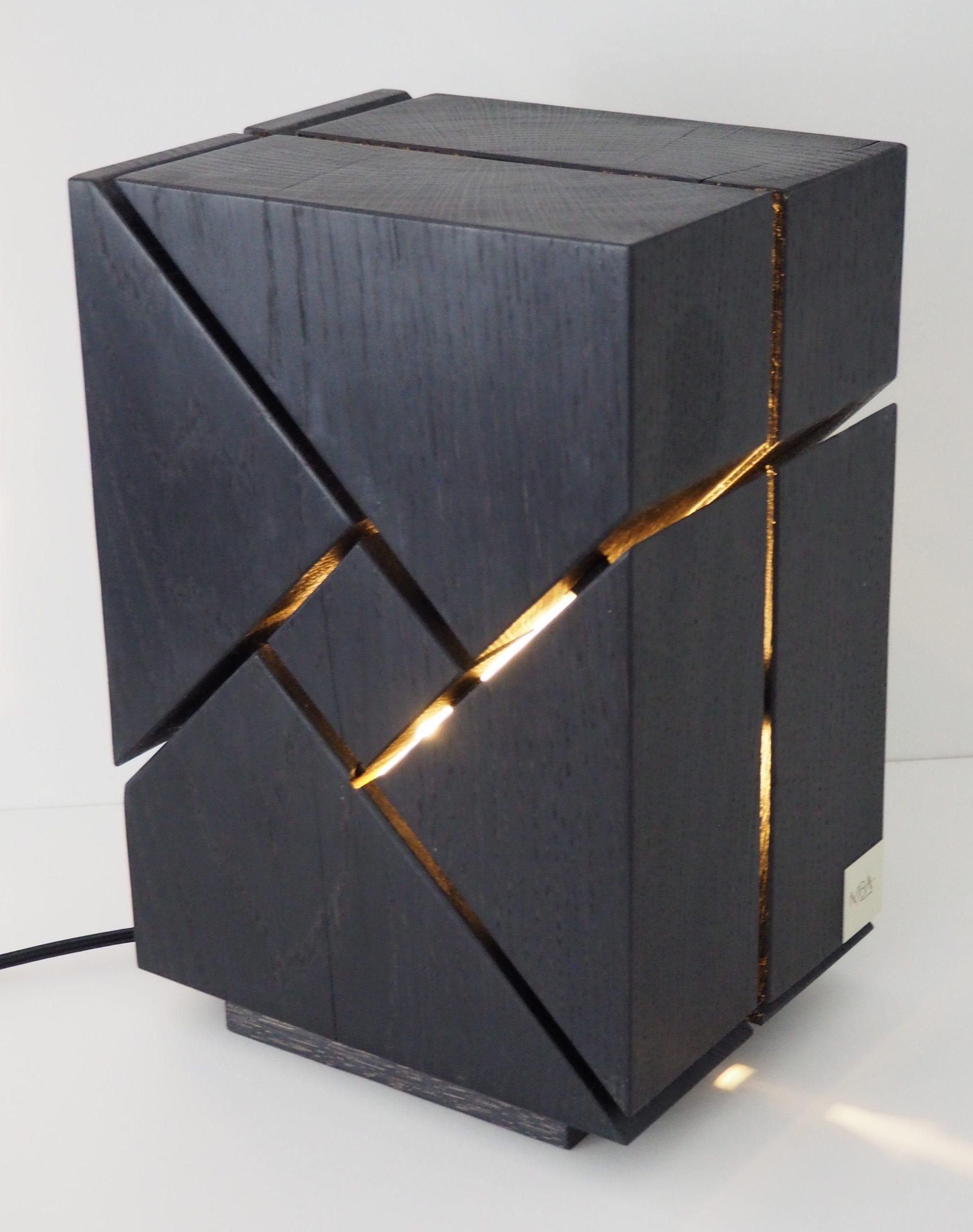 Pavé cube oxydé